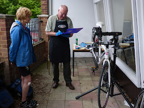Photo: 1st Cycling - Doctor Bob at Crossfield Hall, Romsey, by Jim Probert