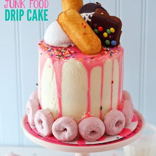 Junk Food Layer Cake