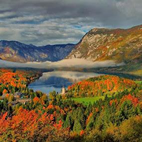 autumn views by Anže Papler - Landscapes Mountains & Hills (  )