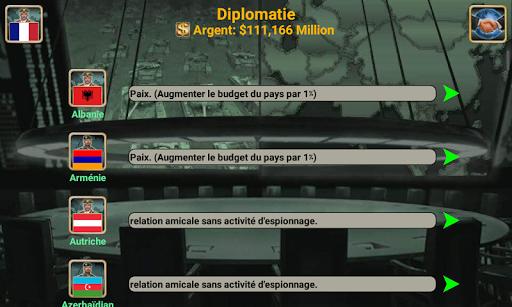 Télécharger Europe Empire 2027 APK MOD (Astuce) screenshots 5