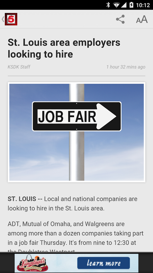 KSDK 5- screenshot