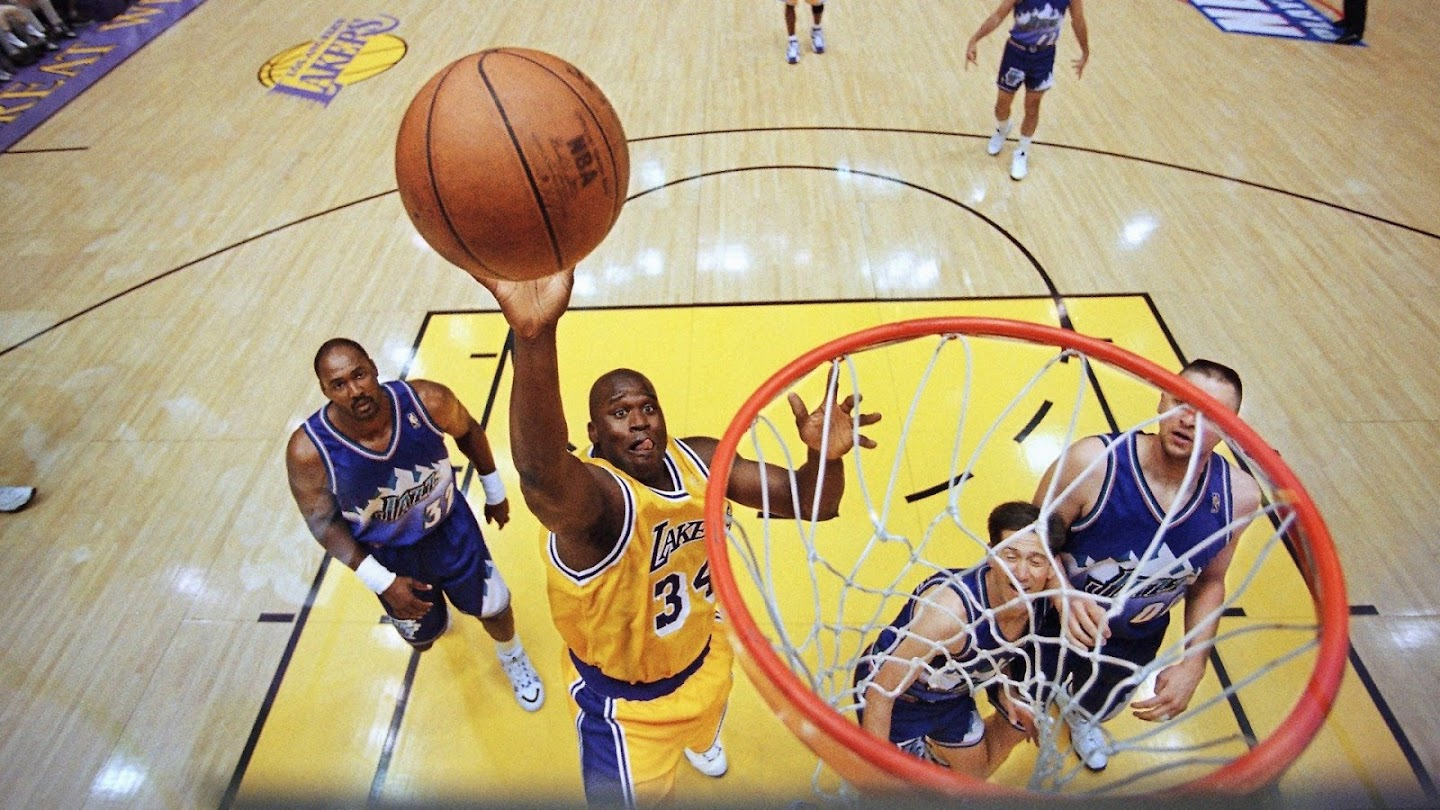 Watch High Tops: Shaquille O'Neal's Best Plays live