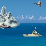 Naval Battle Icon