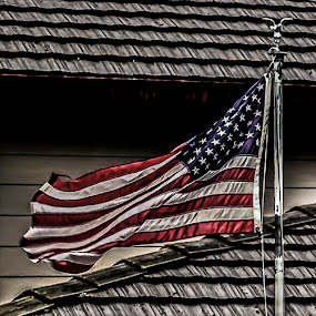 The Flag by Cerey Runyon - Uncategorized All Uncategorized (  )