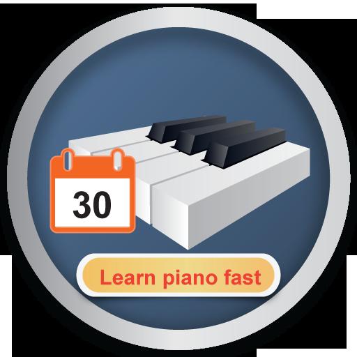 學鋼琴快 音樂 App LOGO-APP試玩