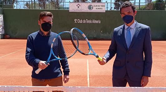 Huércal de Almería recibirá a más de 150 tenistas