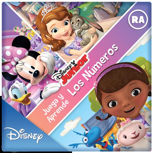 Disney Los Numeros RA