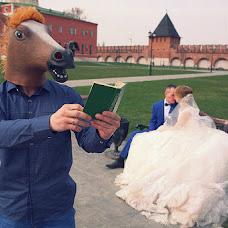 Wedding photographer Sergey Lopukhov (Serega77). Photo of 17.05.2017
