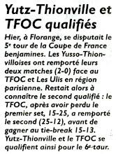 Photo: 11-03-2012 5è tour coupe de France benjamines