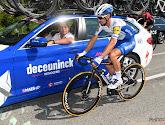 Een overzicht van de renners die vandaag tegen de grond zijn gegaan in de Tour de France