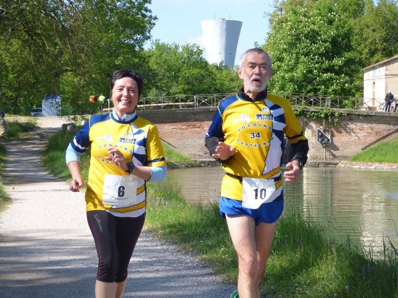 Gilda et André le longdu canal