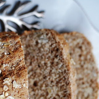 Whole-Wheat Seed Bread