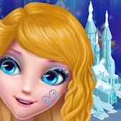 Ice Princess DollHouse Cleanup - Doll House Games
