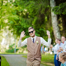 Wedding photographer Vera Minyaylenko (milialenko). Photo of 08.08.2016