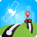 GPS Tracking System icon