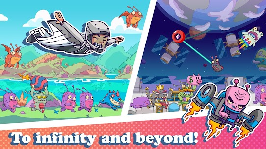 SkyDive Adventure by Juanpa Zurita Mod Apk (Unlimited Money) 7