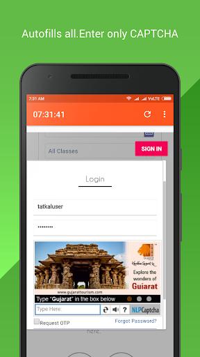 SuperTatkal - Train ticket screenshot 2
