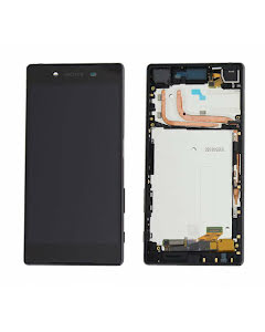 Xperia Z5 Display Original Black