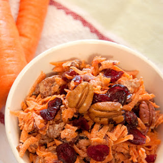 Carrot And Dried Cranberry Salad Recipes