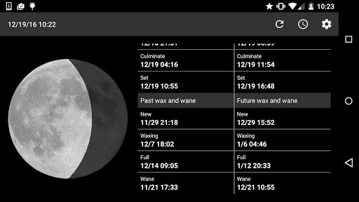 Diana - Moon phase 1.0.1 Windows u7528 2