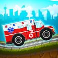 Kid Racing Ambulance - Medics!