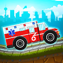 Kid Racing Ambulance - Medics! icon