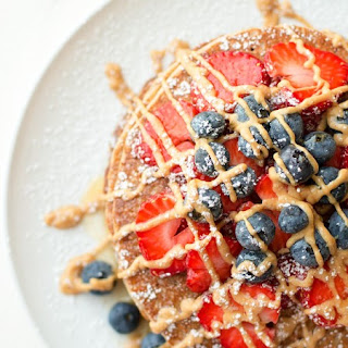 The Very Best Protein Pancakes