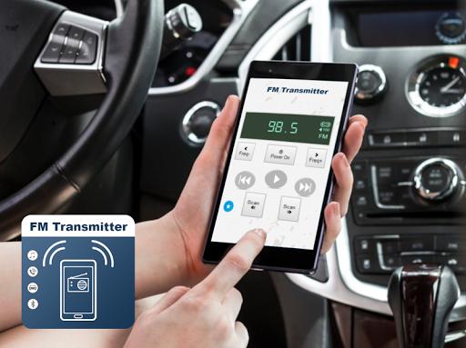 Car FM Transmitter 100% 1.0 screenshots 1