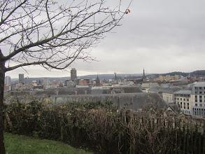Photo: zicht over het paleis op Luik