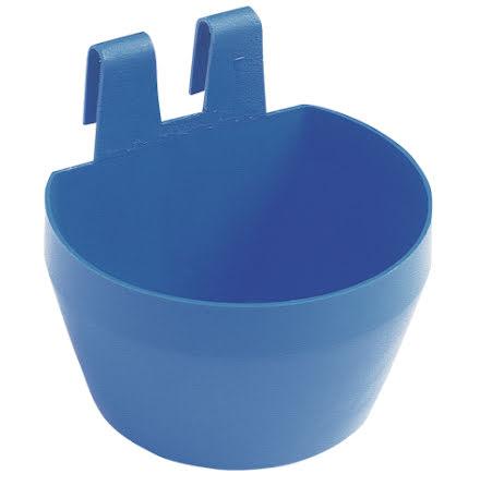 Plastkopp för mat & vatten