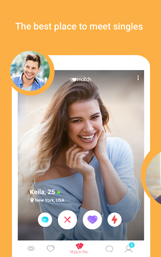 Video Chat W-Match : Dating App, Meet & Video Chat 2.10.1 screenshots 12