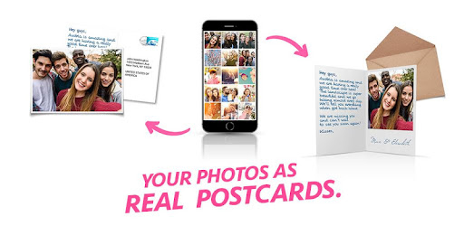 Mypostcard Photo Postcard App And Greeting Cards Apps On Google Play