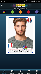 Panini Collectors Capture d'écran