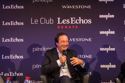 Club Les Echos Débats avec Michel-Édouard Leclerc