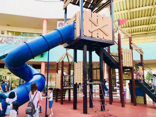 BIG HOPガーデンモール印西で遊んだよ!のメイン写真