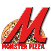 Monster Pizza Ordering App