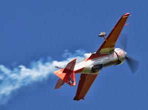 Photo: SU-31 (JUKA) pilot Jurgis Kairys