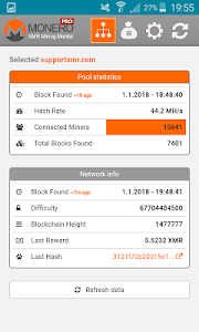Download Monero Mining Monitor Pro (no Ads) APK latest version app for  android devices