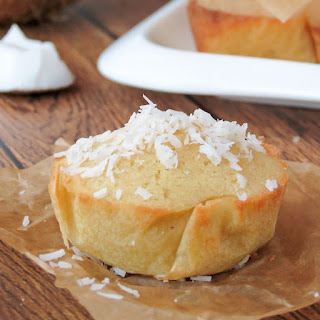 Bibingka Muffins.