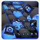 Download Black Balloon Blue Ball Theme For PC Windows and Mac