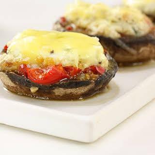 Low Fat Garlic Mushrooms Recipes.