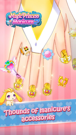 Magic Princess Manicure 2 - screenshot