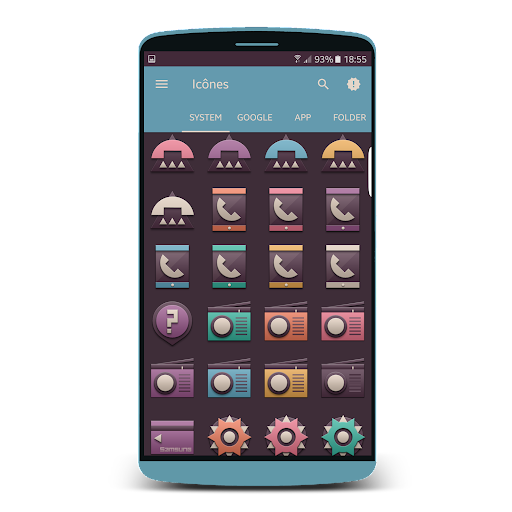 Graphies Spring Graphic Icons screenshot 5