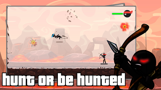Stick Archer Fight - screenshot