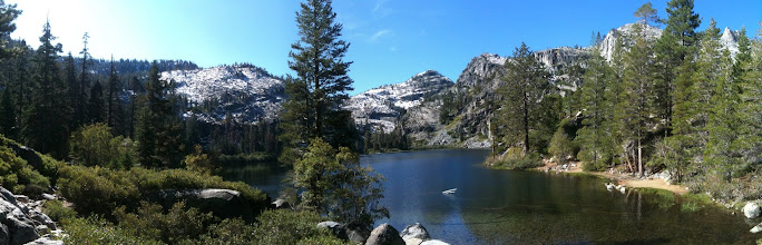 Photo: Eagle Lake, taken with Pano