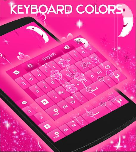 玩個人化App|键盘颜色粉红免費|APP試玩