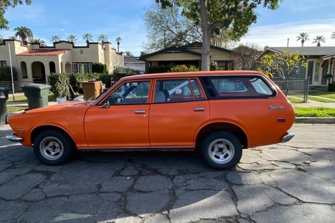 1973 610 Datsun wagon Hire CA