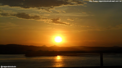 Photo: Colatina - Pôr do Sol no Rio Doce