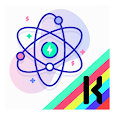 Atomic For Klwp icon
