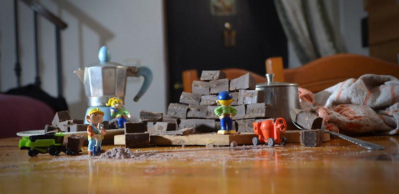 Il muro di cioccolato di angyrose_photographer